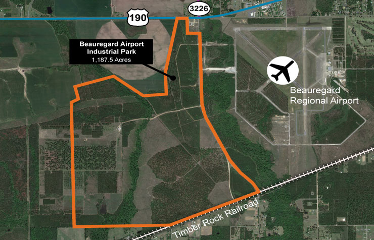 Beauregard Airport Industrial Park
