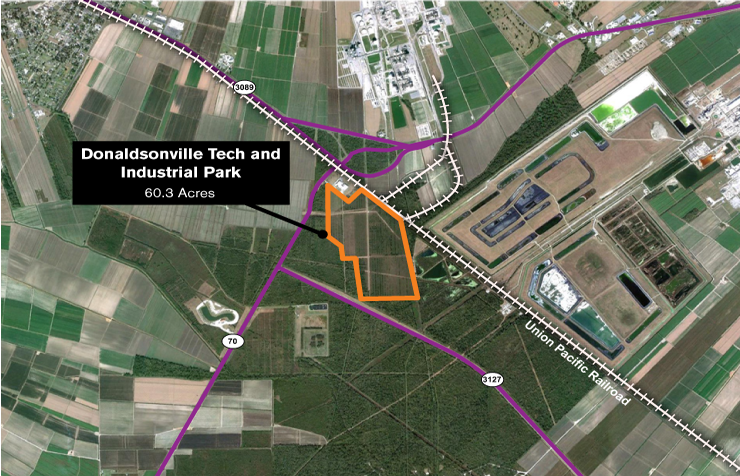 Donaldsonville Technology and Industrial Park