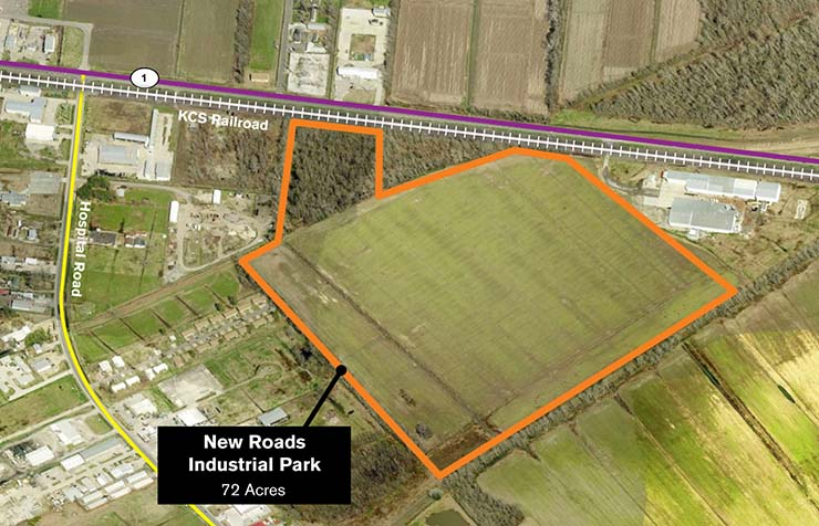 New Roads Industrial Park