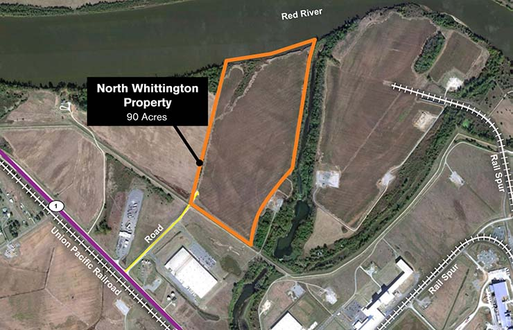 North Whittington Property