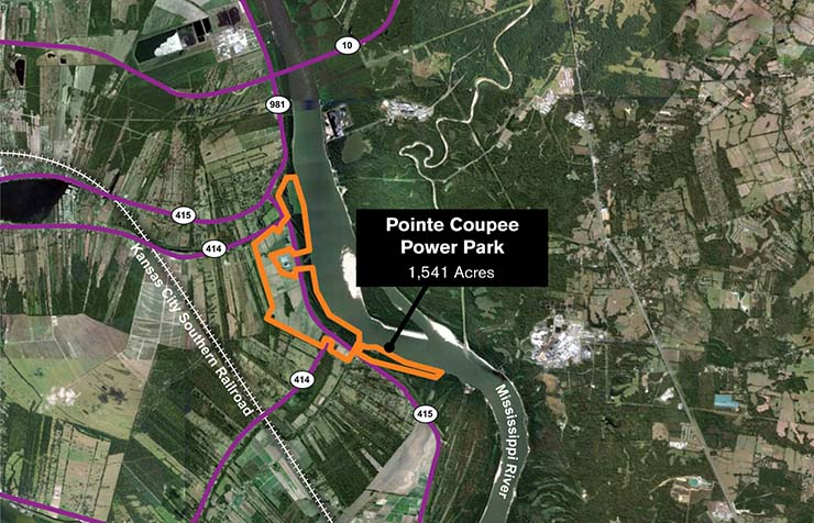 Pointe Coupee Power Park