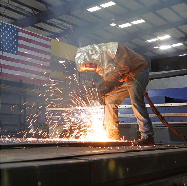 Hayes Manufacturing uses problem-solving fabrication and machining techniques for coating and cranes