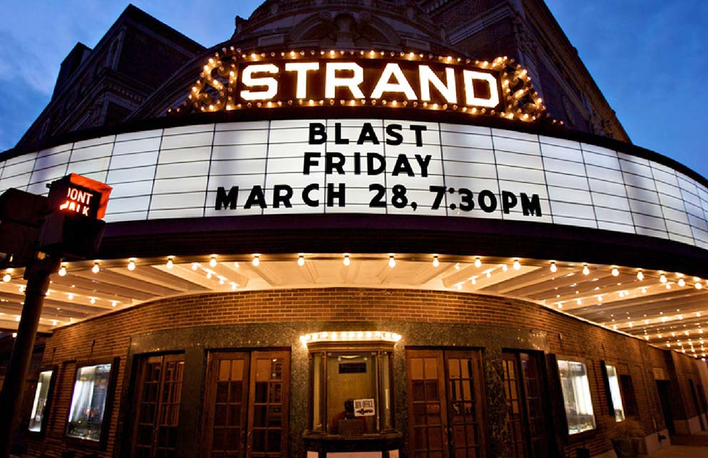 strand theater building
