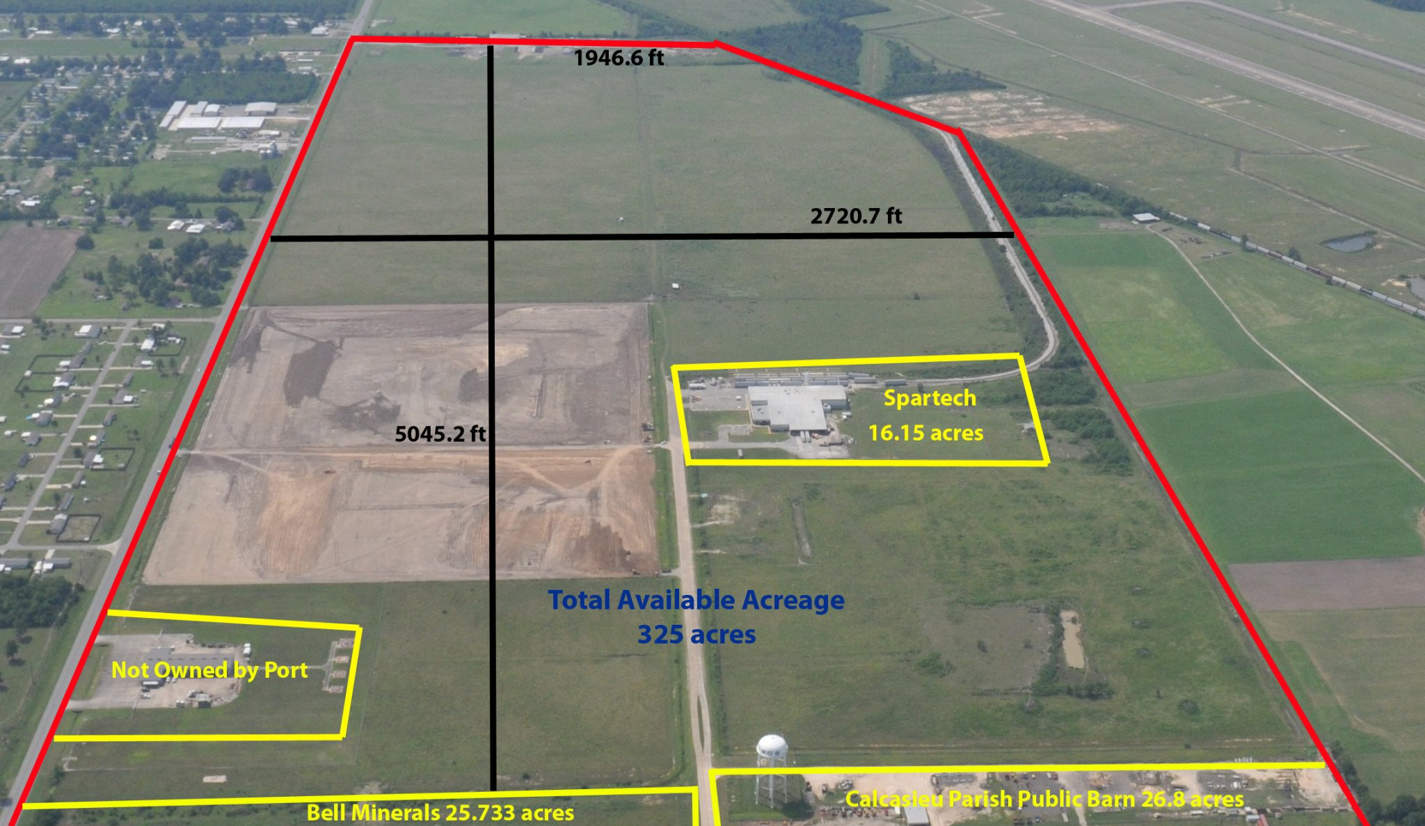 Industrial Park East - PLC Tract 175