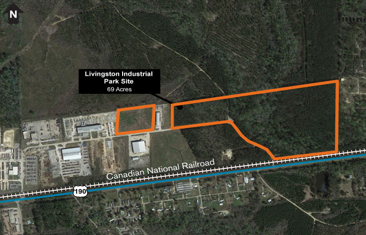 Livingston Industrial Park