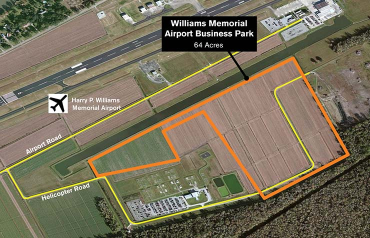 Williams Memorial Airport Business Park