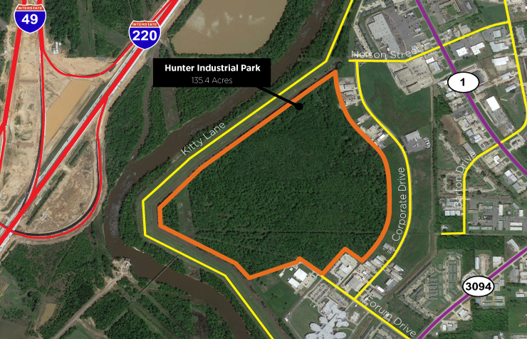 Hunter Industrial Park