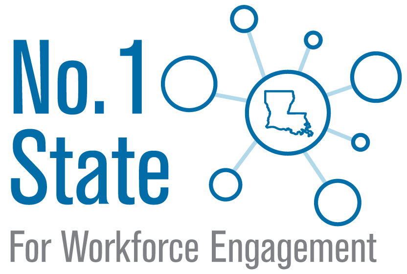 No. 1 State For Workforce Engagement