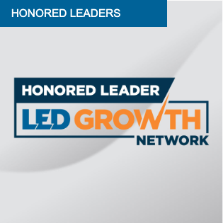 LED Honored Leaders