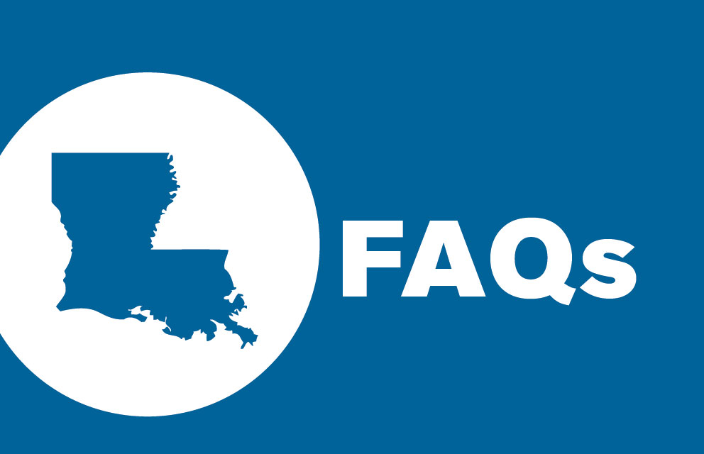 Louisiana Small Business FAQs logo